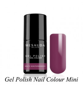 Gel Polish Nail Colour Mini / Цветен гел лак за UV или LED лампа